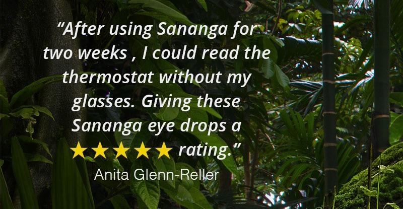 Benefits of Sananga Eye Drops