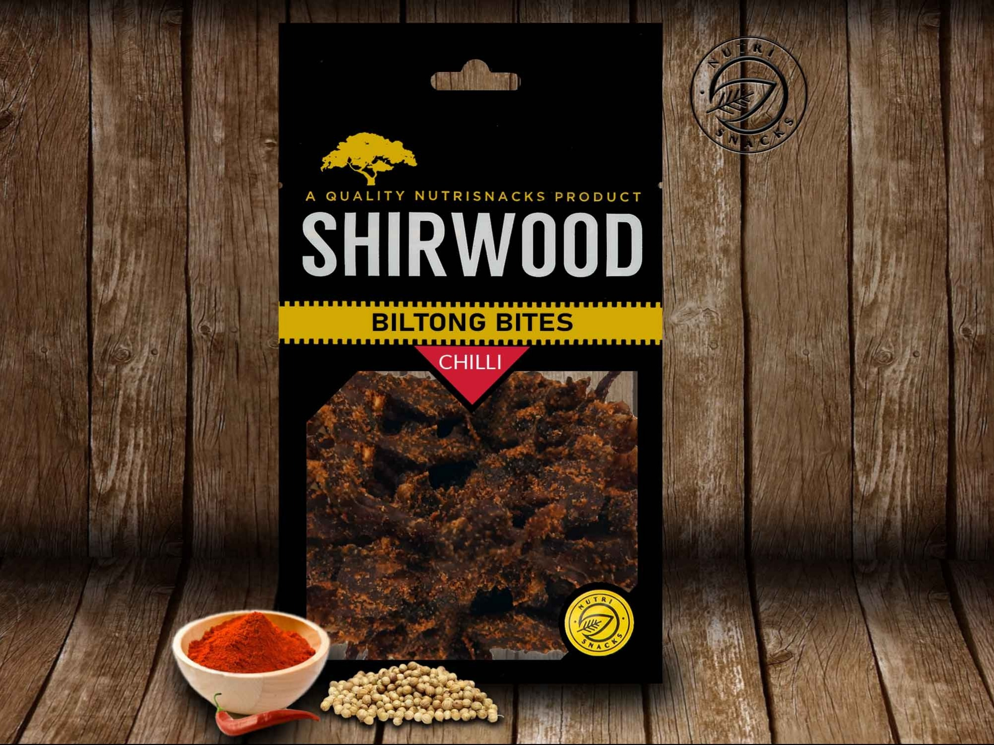 Shirwood Sliced Biltong