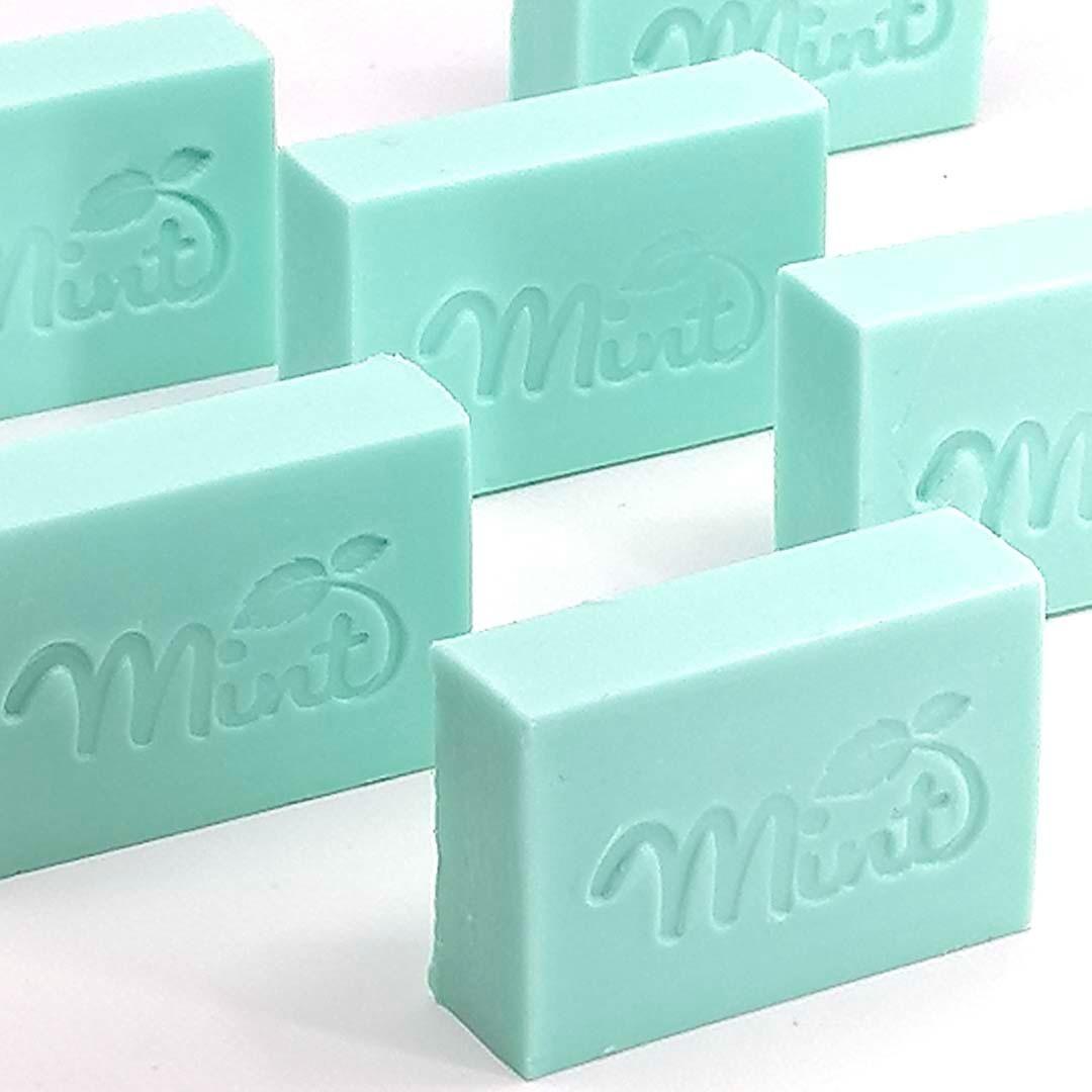 zeep met logo model mini retro